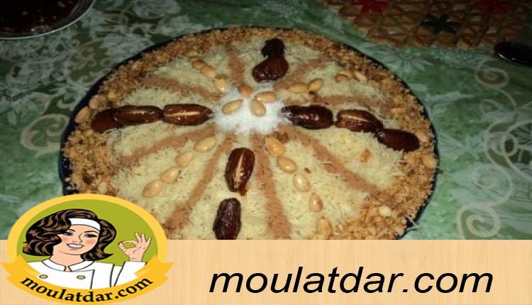 بالصور طرق تقديم و تزيين السفة المغربية Moulatdar