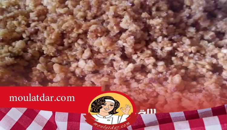 بقلاوة recipe step 3 photo